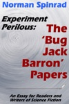Experiment Perilous The Bug Jack Barron Papers