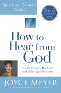 How to Hear from God Book Cover
