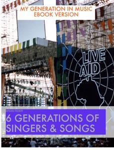 6 Generations of Singers & Songs