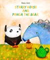 Starry Horse And Panda The Bear Animated