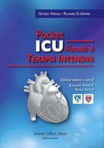 Pocket ICU Manuale di Terapia Intensiva Book Cover