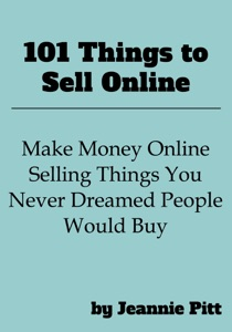101 Things to Sell Online da Jeannie Pitt