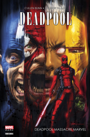 Deadpool - Deadpool massacre Marvel