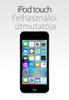 Apple Inc. - Az iPod touch felhasznГЎlГіi ГєtmutatГіja iOS 9.3 rendszerhez artwork