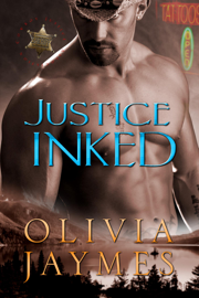 Justice Inked book