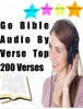 Go Bible Audio by Verse Top 200 Verses