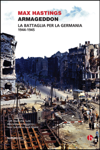 Armageddon Copertina del libro