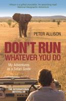 Peter Allison - DON'T RUN, Whatever You Do artwork