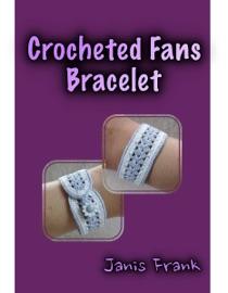 Crocheted Fans Bracelet read online