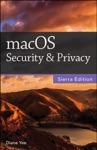 MacOS Security  Privacy Sierra Edition