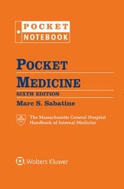 Pocket Medicine - Marc S. Sabatine