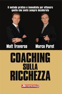 Coaching sulla ricchezza Libro Cover