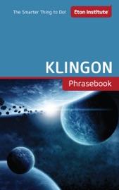 Klingon Phrasebook