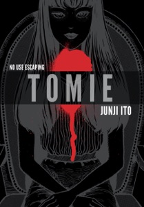 Tomie: Complete Deluxe Edition Book Cover