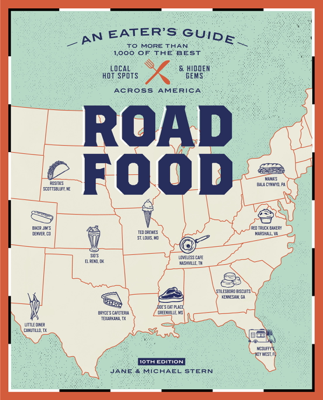 Roadfood, 10th Edition - Jane Stern & Michael Stern book