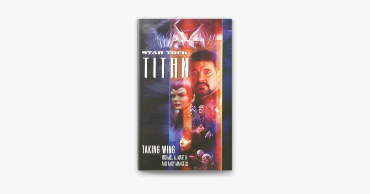 ‎Star Trek: Titan #1: Taking Wing