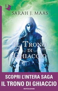Il Trono di Ghiaccio - 1. Copertina del libro
