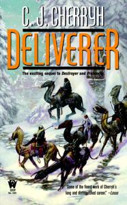 Deliverer La couverture du livre martien