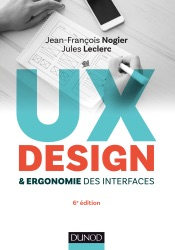 UX Design et ergonomie des interfaces - 6e éd.