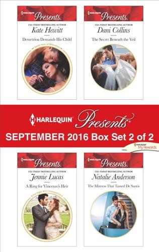 Kate Hewitt, Jennie Lucas, Dani Collins & Natalie Anderson - Harlequin Presents September 2016 - Box Set 2 of 2