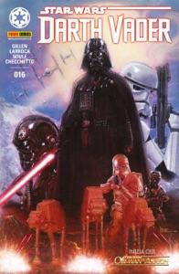 Darth Vader 16 Book Cover