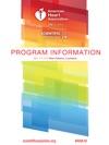 AHA Scientific Sessions 2016 Program Information