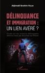 Dlinquance Et Immigration