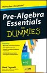 Pre-Algebra Essentials For Dummies