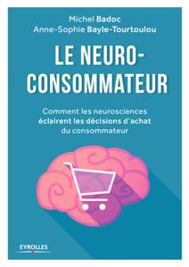 Le neuro-consommateur La couverture du livre martien