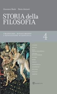 Storia della filosofia - Volume 4 Book Cover