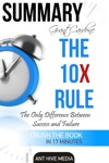 Grant Cardones The 10X Rule The Only Difference Between Success And Failure  Summary