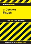 CliffsNotes On Goethes Faust Part 1 And 2