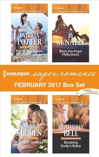 Patricia Potter, Anna Sugden, Jo McNally & Heatherly Bell - Harlequin Superromance February 2017 Box Set