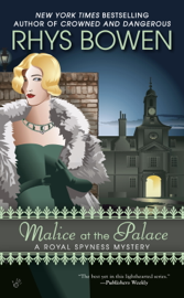 Malice at the Palace book