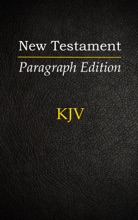 The New Testament: Paragraph Edition