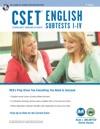 CSET English Subtests I-IV Book  Online