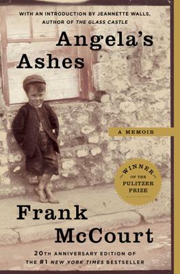 Angela's Ashes - Frank McCourt book