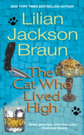 The Cat Who Lived High book