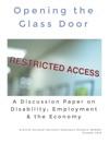 Opening The Glass Door