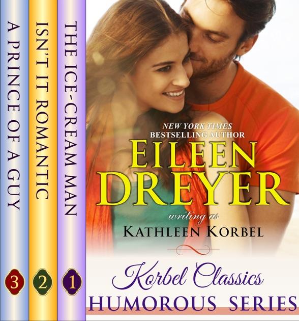 Korbel Classic Romance Humorous Series Boxed Set Three Complete