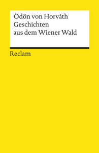 Geschichten aus dem Wiener Wald Buch-Cover