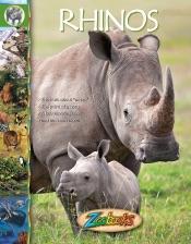 Zoobooks Rhinos