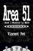 Vincent Pet - Area 51: Mission to Mars (Book 1) artwork