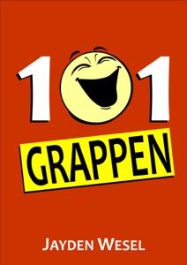 101 Grappen Door Jayden Wesel Boekomslag
