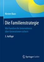 Kirsten Baus - Die Familienstrategie artwork