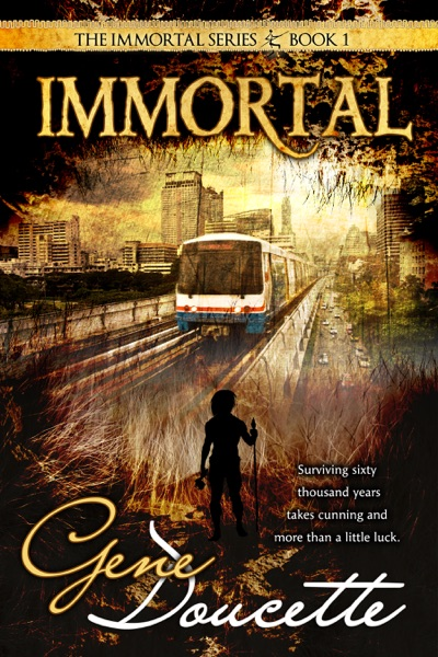 Immortal - Gene Doucette book cover