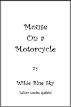 Mouse On A Motorcycle