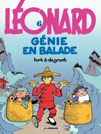 Léonard - tome 06 - Génie en balade