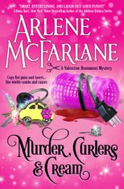 Murder, Curlers, and Cream book