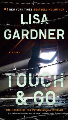 Lisa Gardner - Touch & Go book